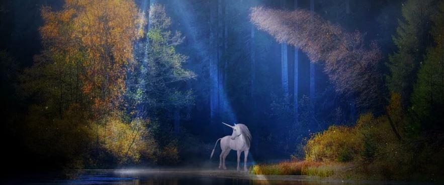 unicornios en la actualidad